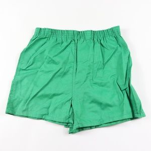 70s New West Point Mens Cotton Athletic Shorts